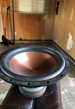 Klipsch 12 inch subwoofer for Sale in Stockton, CA
