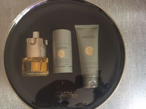 Azzaro Wanted Set 3 Pieces Men for Sale in Bethesda, MD