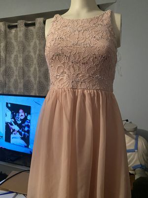 Women's semi formal party/cocktail style dress, sleeveless, above the knee for Sale in Sandy, OR