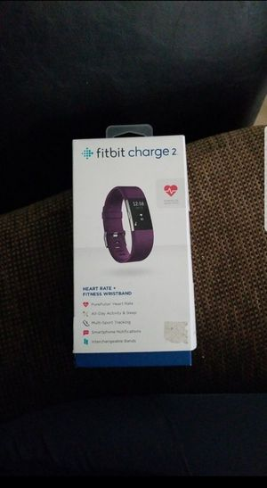 Fitbit charge 2 sports fitness smart watch for Sale in Brandon, FL