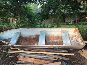 Aluminum Boat for Sale in Houston, TX