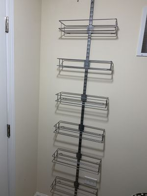 The Container Store media/storage/pantry/garage rack for Sale in New Lenox, IL