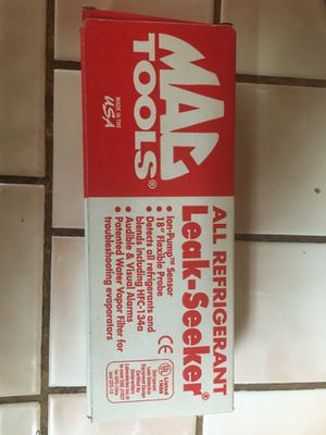 Mac Tools Leak Seeker for Sale in Sacramento, CA