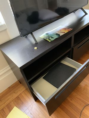TV stand for sale in good condition. for Sale in San Francisco, CA