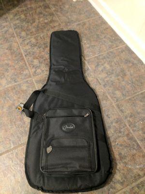 Brand New Fender Deluxe Gig Bag for Sale in Detroit, MI