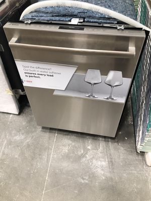 Bosch 800 Series Stainless Dishwasher with Handel Dishwar Model# SHXM63AS5N brand new open Box Floor Model 1 year Manufacture warranty for Sale in Elk Grove, CA