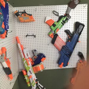 Nerf Gun Collection for Sale in NY, US