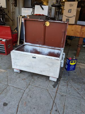 Knaack 41 x 14 x 18 Job Box Tool Box Tool Chest for Sale in Concord, CA