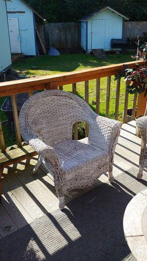 Patio furniture set for Sale in Orting, WA