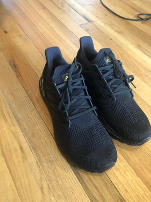 Size #11 Adidas ultra boost PRIMEBLUE men's shoes like new for Sale in Chicago, IL