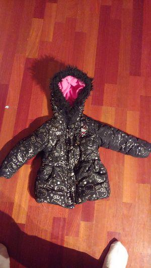 Girls Hello Kitty Puffer Jacket 3T for Sale in Atlanta, GA