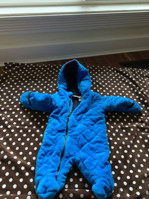 Baby winter clothes 0-3 months for Sale in Redmond, WA