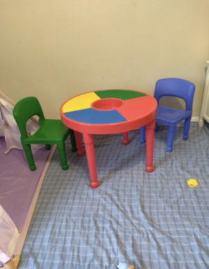 Kids chairs and table for Sale in Austin, TX