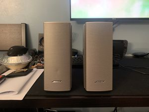 Bose Companion 20 speakers for Sale in New York, NY