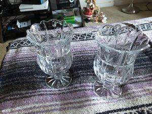 Glass Vases/Cups for Sale in Lincolnia, VA