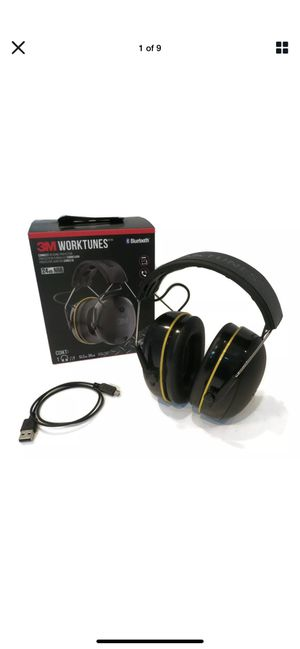 WorkTunes Wireless Bluetooth headphones for Sale in Perris, CA