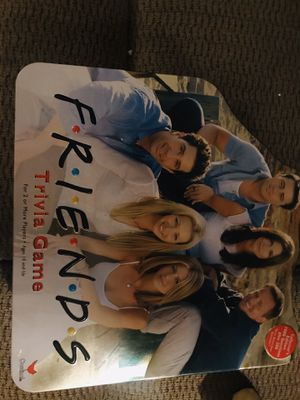 Friends trivia game for Sale in East Wenatchee, WA