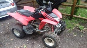 2006 Honda trx250ex with sport clutch for Sale in Portsmouth, VA