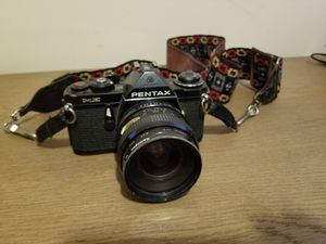 Pentax Asahi ME SLR Camera, Vintage 1980s for Sale in Leominster, MA