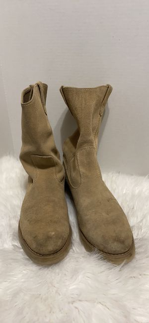 Mens Double H Pull On Work Boot Size 8.5 for Sale in Dearborn, MI