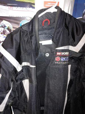 Suzuki motorcycle jacket for Sale in Fontana, CA