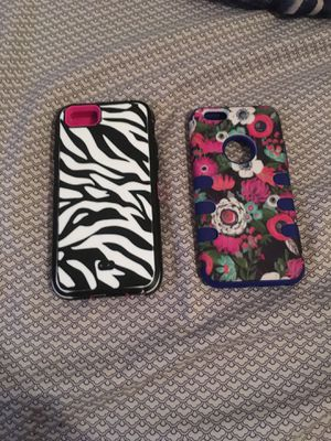 Two iPhones cases for 6s/6/7/8 for Sale in Burkeville, VA