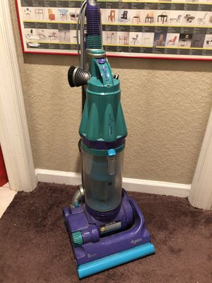 Dyson vacuum with all attachments and extra long cord for Sale in West Palm Beach, FL