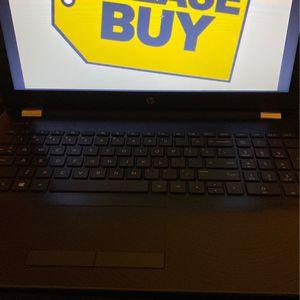HP Intel(R) Laptop i3-6006U CPU @ 2.00GHz 8GB RAM 500GB Of Space for Sale in Pompano Beach, FL