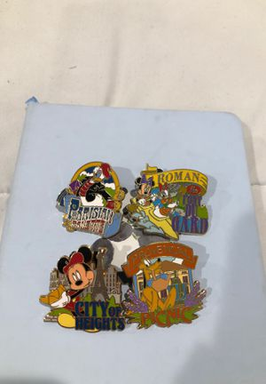 Pins Disney collection for Sale in Fort Washington, MD
