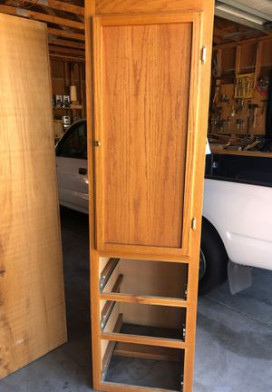 Two shelving units free to whoever wants to come pick them up. All the drawers slide in nicely for a total of six. 85x25x22. Yours free! Come on by for Sale in Payson, AZ