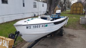 Mirrocraft 14 foot boat for Sale in Little Chute, WI
