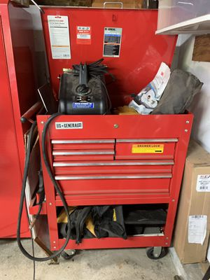 Portable Rolling Tool Box for Sale in Londonderry, NH
