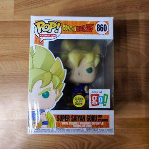Dragon Ball Z Goku First Appearance Glow funko for Sale in Costa Mesa, CA