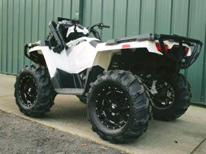 up for sale Polaris Sportsman 2O15 for Sale in Jackson, MS