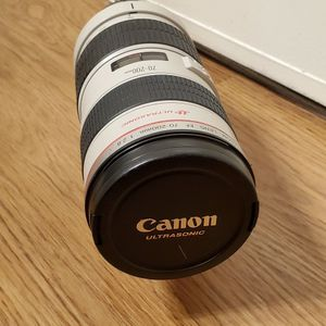 Canon EF 70-200mm f/2.8 L from JAPAN for Sale in Pleasant Hill, CA