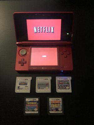 Nintendo 3DS Red Edition for Sale in San Diego, CA