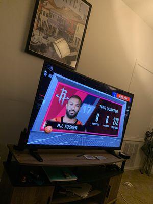 Sharp - Roku Smart Tv 50' for Sale in Strongsville, OH