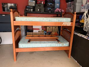 Bunk beds and dresser for Sale in Dublin, CA