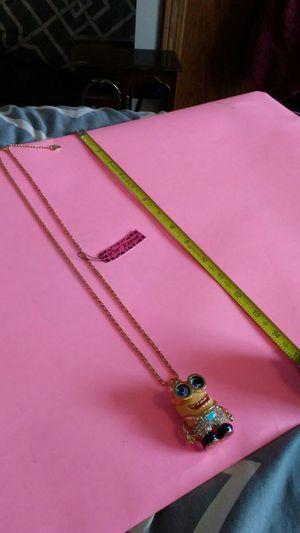Minion Necklaces for Sale in Toluca, IL