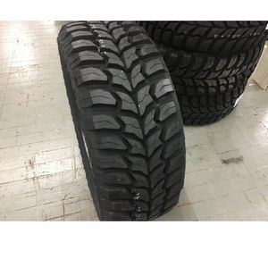 4 LT 35X12.50-22 Crosswind MT Tires 35 12.50 22 1250R22 for Sale in Oklahoma City, OK