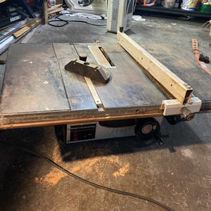 Rockwell Table Saw for Sale in Lacey, WA