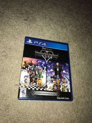 Kingdom Of Hearts HD 1•5+2•5 Remix for Sale in Arvada, CO