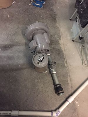 Hot tub/ sauna ring compressor pump for Sale in Denver, CO
