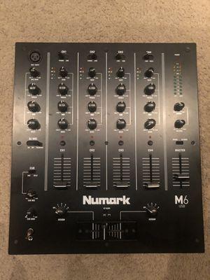 Numark M6 USB DJ Mixer for Sale in East Los Angeles, CA