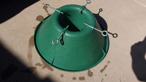 Christmas Tree Stand Heavy Duty Live Tree $10 for Sale in Scottsdale, AZ