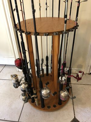 Fishing poles for Sale in Katy, TX