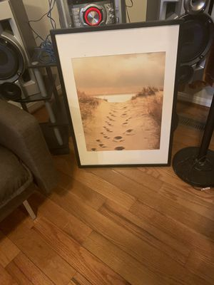 Beautiful frame picture for home in good condition. for Sale in Manassas, VA