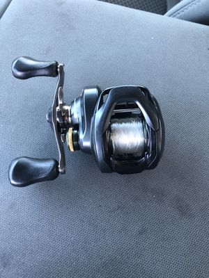 Fishing reel - Shimano Curado 201 HG 7.4 for Sale in Tuscaloosa, AL