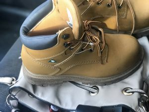 Steel toe work boots for Sale in Yonkers, NY