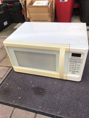 Microwave for Sale in Pismo Beach, CA